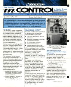 Back in the day when Woodward made quality hydro controls before selling out the hydro division to the General Electric Company.
