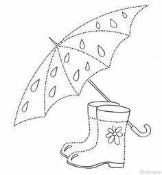 Fall Arts And Crafts, Fall Crafts For Kids, Spring Crafts, Diy And Crafts, Paper Crafts, Fall Coloring Pages, Adult Coloring Pages, Coloring Books, Flower Crafts Kids