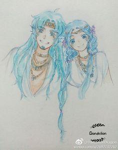 Ossë and Uinen