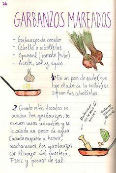 Gastro Andalusi: Garbanzos Mareados (Ropa Vieja)