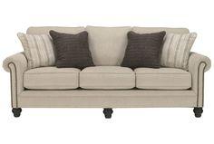 "Milari Queen Sofa Sleeper 90""W x 39""D x 39""H $595"