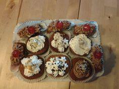 Cupcake misti mini tortine