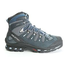 Salomon Women's Quest 4D 2 GTX Hiking Boot - http://bootsportal.net/salomon-womens-quest-4d-2-gtx-hiking-boot/