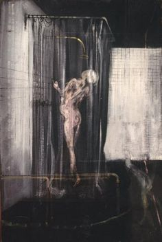 Francis Bacon: Shower.