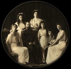 Confessions of a Ci-Devant: 17th July 1918: The Execution of the Imperial Family