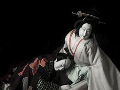 SUGIMOTO BUNRAKU: SONEZAKI SHINJU Doppio suicidio d'amore a Sonezaki