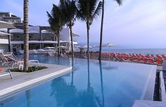 Now Amber Pool Puerto Vallarta - from review in Luxury Latin America.