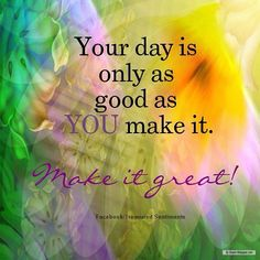 Make your day :-)