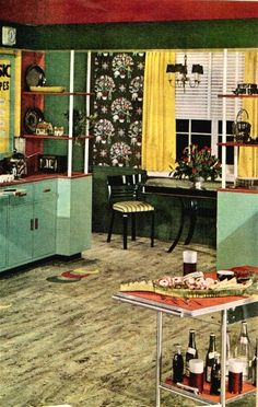 1947 kitchen / B.