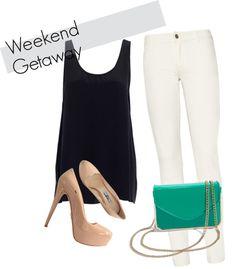 """weekend getaway"" by jcachickadee on Polyvore"