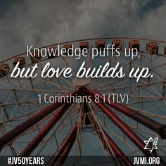 Sharing the Gospel of Yeshua (Jesus) to the Jew first and also to Gentiles. Learn about Messianic Judaism, Rabbi Jonathan Bernis, medical missions and more. Messianic Judaism, Scripture Of The Day, Prayer Scriptures, God Is Good, Good News, Knowledge, Bible, Faith, Good Things