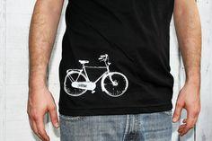 Alternative Apparel Bike Shirt