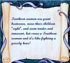 ~Southern Lady~                                                                                                                                                                                 More