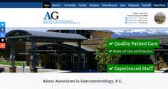 Congratulations to our client Associates in Gastroenterology, P.C. for the recent site relaunch and to the Infront Webworks Website Development Team on another great Wordpress Site Launch!! http://www.agcosprings.com/