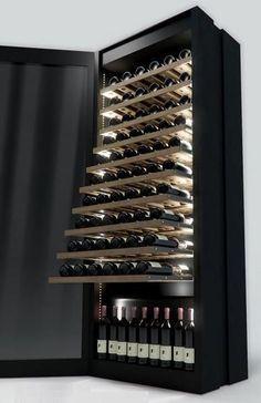 ça c'est une cave à vin !