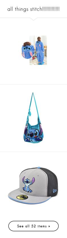 """""""all things stitch!!!!!!!!!!!!!"""" by desyrae-carstensen ❤ liked on Polyvore featuring bags, handbags, shoulder bags, disney, accessories, lilo and stitch, blue, blue handbags, hobo shoulder handbags and blue shoulder bag"""