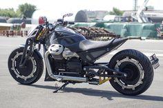 Lvpvs Alpha: A radical Moto Guzzi California | Bike EXIF