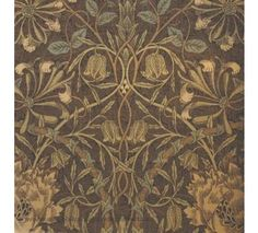 William & Morris Brun FM126-01