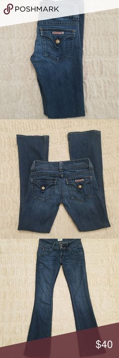SEND OFFER Hudson Jeans Inseam:29in Rise: 6.5in Hudson Jeans Jeans