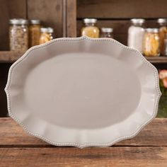 Free 2-day shipping on qualified orders over $35. Buy The Pioneer Woman Paige Linen Transparent Glaze Oval Platter at Walmart.com