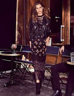 Ropa On Line, Sequin Skirt, Sequins, Punk, Tops, Skirts, Campaign, Style, Fashion
