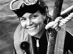 Dr. Sylvia Earle has led more than 50 undersea expeditions, and she's been an equally tireless advocate for our oceans and the creatures who live in them. For a little ocean inspiration, watch her TED talk.