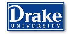 Primary Logo Mark for Drake University Drake University, Branding, Logos, Brand Management, Logo, Identity Branding