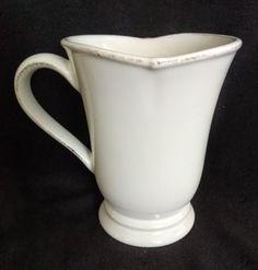 d825ca9331e Casa Stone by Casafina Meridian Fine Portuguese Stoneware Mug! Free Shipping !
