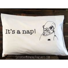 It's A Nap! Star Wars Pillowcase!
