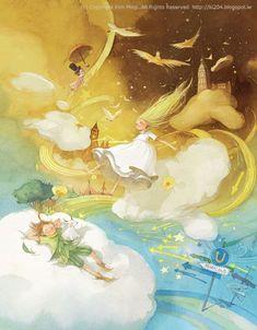 Resultado de imagen de kim min ji illustrator