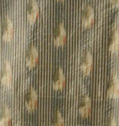 1820 fabric detail.