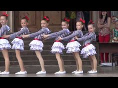 """Танец стюардесс """"Воздушный экипаж"""". Детский танцевальный коллектив """"Журавлик"""" - YouTube Funny Baby Memes, Funny Babies, Zumba Kids, Blog Backgrounds, Tiny Dancer, Tap Dance, Arm Knitting, Dance Studio, Nursery Rhymes"""
