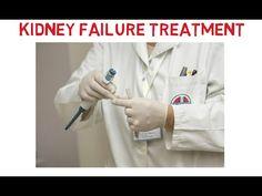 Kidney failure treatment | Treatment for kidney failure