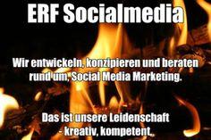 ERF Socialmedia Betreuung Auf-und Ausbau