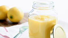 Snelle lemon curd