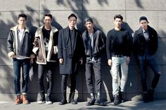 Seoul Fashion Week – Part 1: Let's Hear It For The Boys