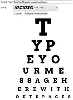 26 Best eye chart images in 2018 | Eye chart, Eye pattern