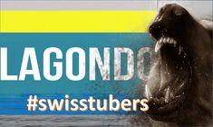 Lagondo Kanalvorstellung von Schweizer YouTuber und Streamer. Youtuber, Streamers, Swiss Guard, Fiction, Paper Streamers, Leis, Ice Sheet