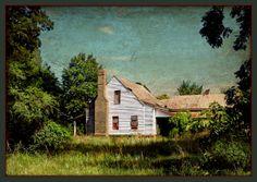 Abandoned Homes in North Carolina | Abandoned Early Federal Farm House: Nash County, North Carolina ...