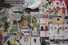 Billboard in Madrid