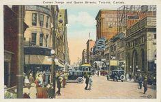 1920's Toronto