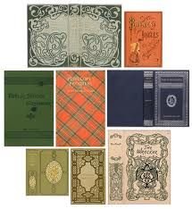 antique book covers - Google Search