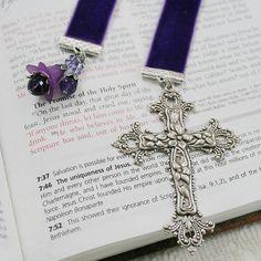 Victorian Style Christian Bookmark