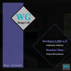 Save money and time by hiring a professional residential designer. WG Design Lab's designers help you to avoid mistakes and diminish your expense.