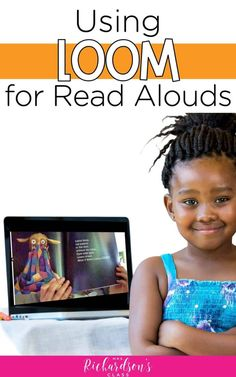Connect with your students while online teaching by doing interactive read alouds. Learn how to easily record yourself reading using Loom and engage students while they are distance learning. Teaching Kindergarten, Student Teaching, Teaching Reading, Preschool, Guided Reading, Teaching Art, Interactive Read Aloud, Teaching Technology, Reading Intervention
