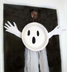 DIY Easy Halloween Crafts for Kids - Outdoor Halloween Decorations