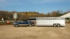 http://www.replacementtrailerparts.com/howtobuyalivestocktrailer.php has some info for the DIY livestock owner on how to shop for a new livestock trailer.