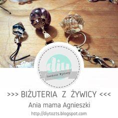 DIY - zrób to sam : #35 GOŚCINNE WYSTĘPY / Ania mama Agnieszki / Biżut... Washer Necklace, Diy, Jewelry, Bricolage, Jewels, Schmuck, Jewerly, Jewelery, Handyman Projects