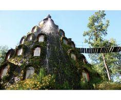 """Magic Mountain Lodge Hotel"" Huilo Huilo Reservat Chile"