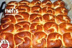Açma (Yumuşacık) - Nefis Yemek Tarifleri - deniz su Turkish Recipes, Cheese Ball, Homemade Beauty Products, Health Advice, Pepperoni, Turkish Delight, Food Art, Yummy Food, Yummy Recipes